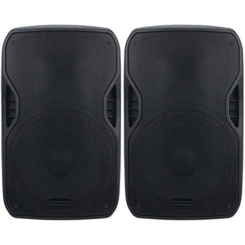 - American Audio ELS-GO 15BT Battery-Powered Speaker Pair