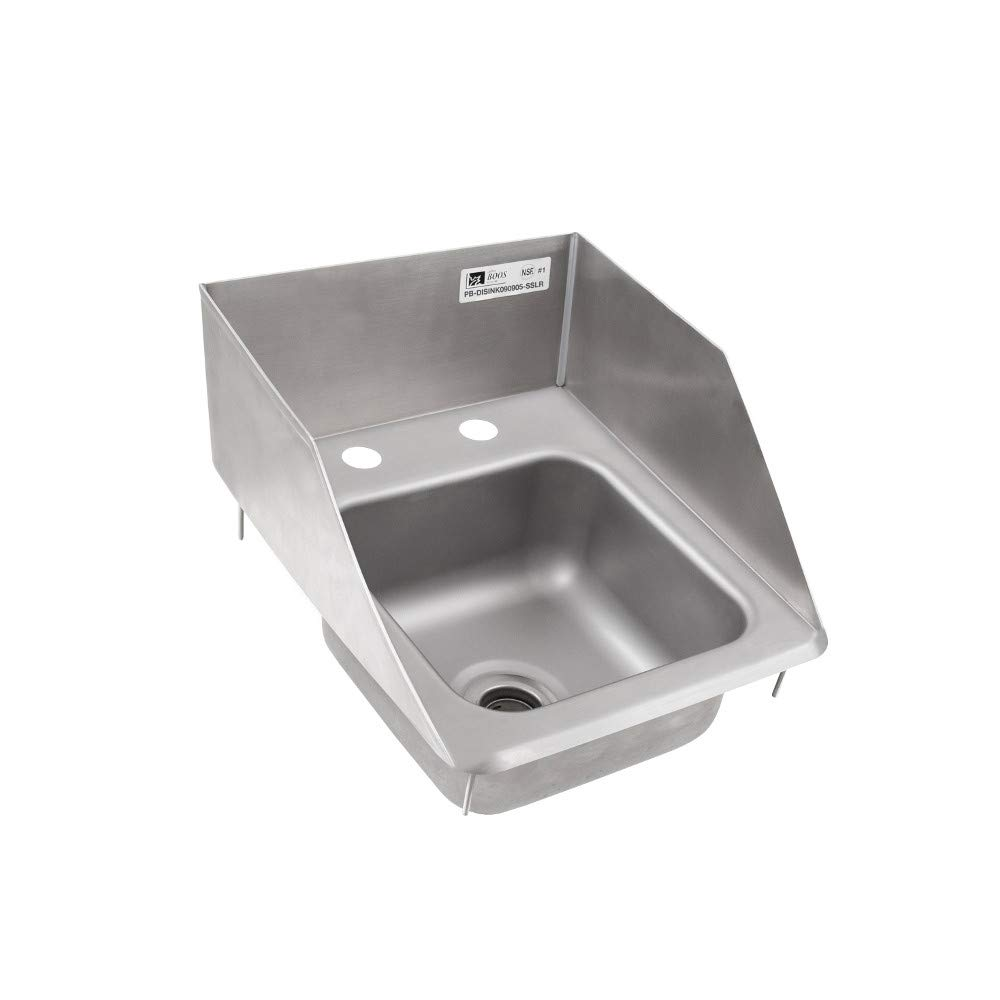 Fine John Boos Pb Disink090905 Sslr Pro Bowl Drop In Sink With 9 Interior Design Ideas Inamawefileorg