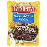 La Sierra, Frijoles Negros Refritos, 430 g, 430 gramos