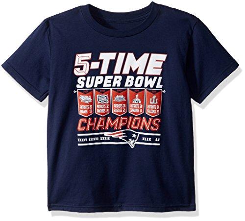 New England Patriots Boys Apparel - 4