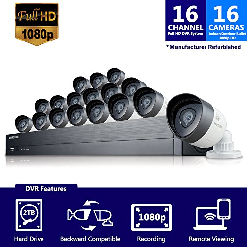 samsung 16 ch dvr and camera - 4