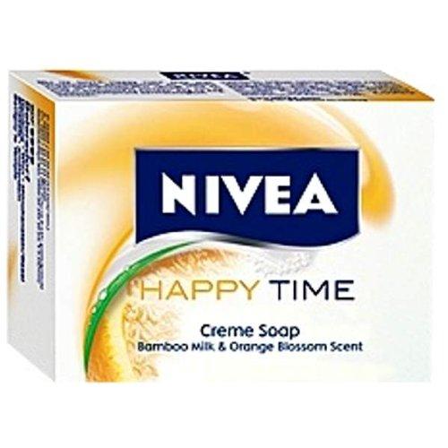 Nivea Happy Time Soap Bar - 100g (Time Soap)