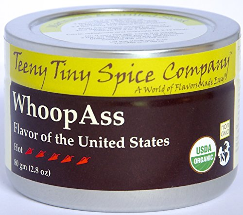 Teeny Tiny Spice Co. of Vermont Organic WhoopAss 2.8 oz
