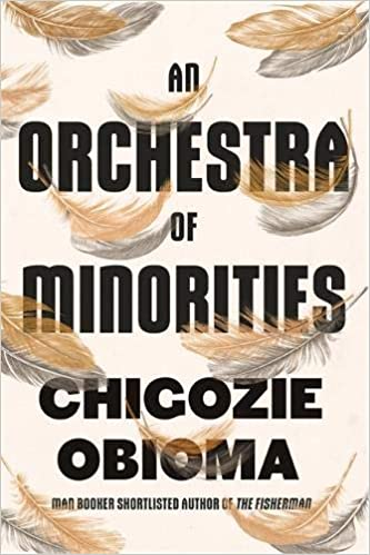 Image result for an orchestra of minorities uk cover