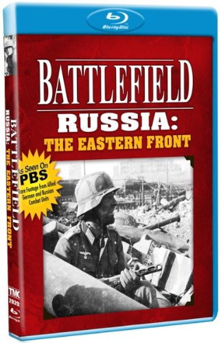 Battlefield Russia: The Eastern Front [Blu-ray]