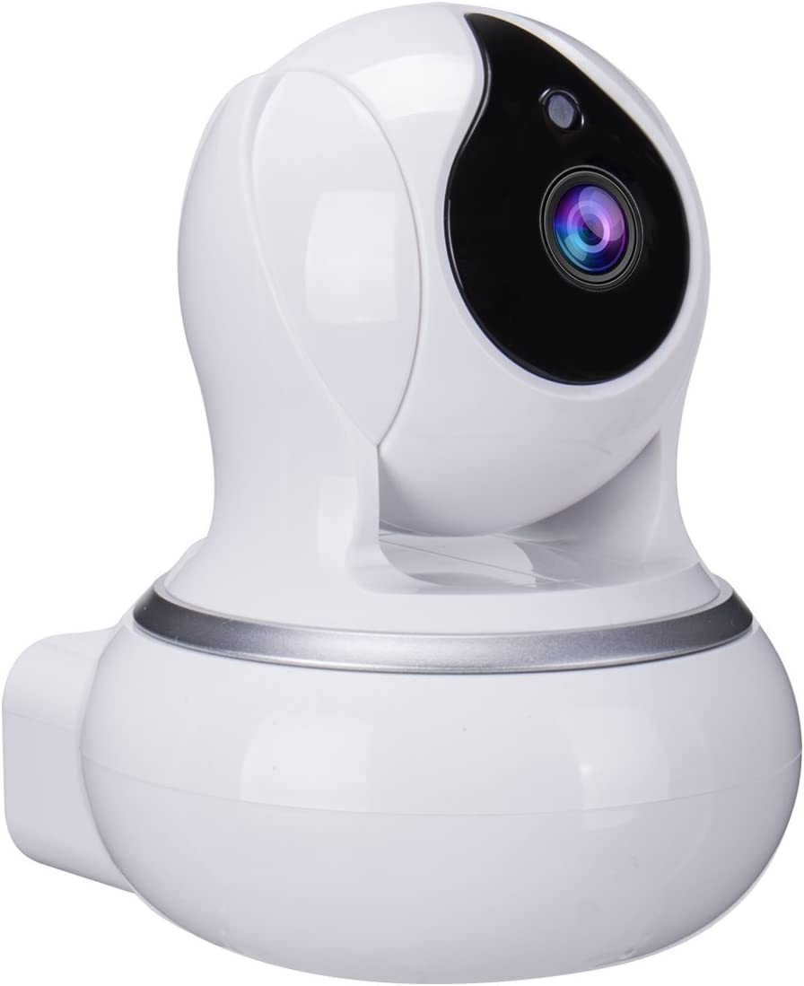 Home Security Camera 720P HD WiFi IP Camera Wireless Surveillance Camera System with Two Way Audio Remote Indoor Night Vision Great As A Baby/Pet Monitor