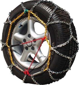 Snow Chains For 205 60 16 Tyres pair 9mm Car Snowchains