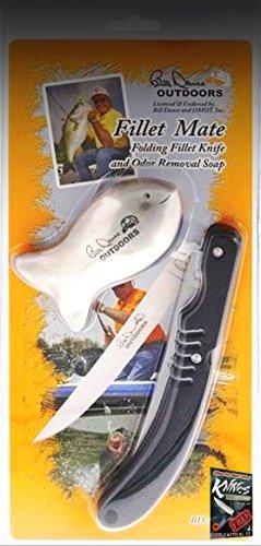 Frost Cutlery FBD276S Bill Dance Fillet Folding Limited Elite Knife 5
