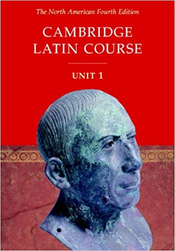 Amazon.com: Cambridge Latin Course: Unit 1, North American 4th ...