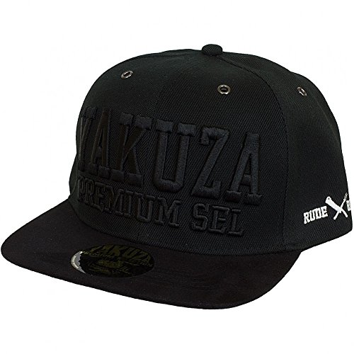 Yakuza Premium - Gorra de béisbol - para hombre negro