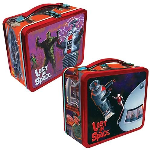 Lost Space Tote Lunch Lunchbox product image