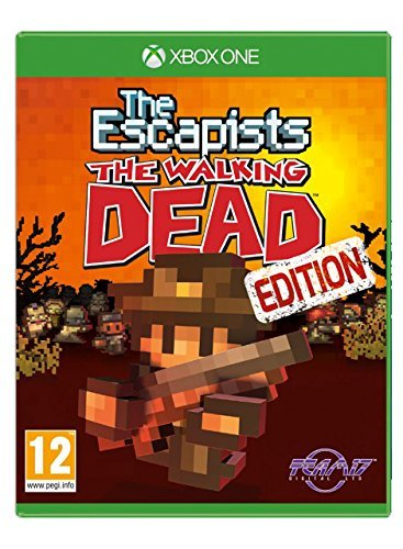 The Escapists The Walking Dead (Xbox One)