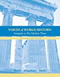 VOICES OF HISTORY >CUSTOM< 9780618463299