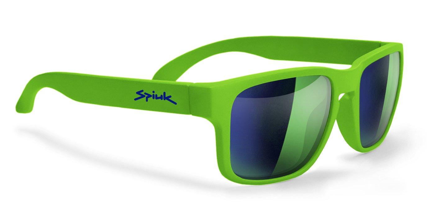 Spiuk Cheeky Gafas, Unisex niños, Verde, Talla Única: Amazon ...