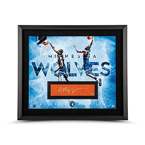 (ANDREW WIGGINS Autographed