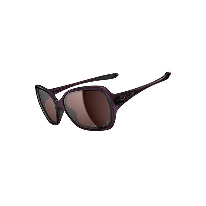 Amazon.com: Oakley Overtime Ronda anteojos de sol de la ...