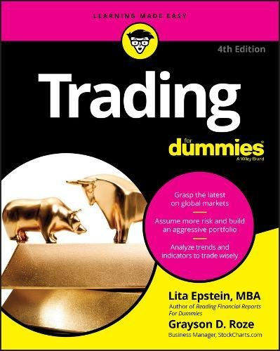 Trading For Dummies by Wiley