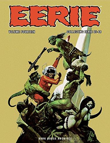 Eerie Archives Volume 14 ()