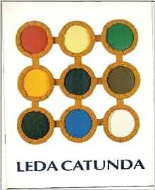 Leda Catunda 1992 Exhibition Catalog: Galeria de Arte Sao Paulo: Leda