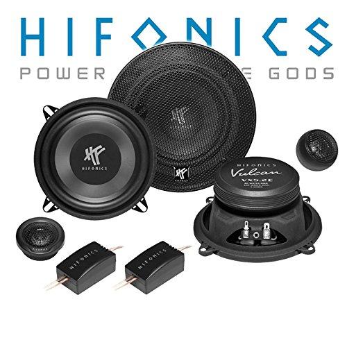 Hifonics VX5.2E - 13cm 2-Wege System Lautsprecher VX 5.2E 130mm