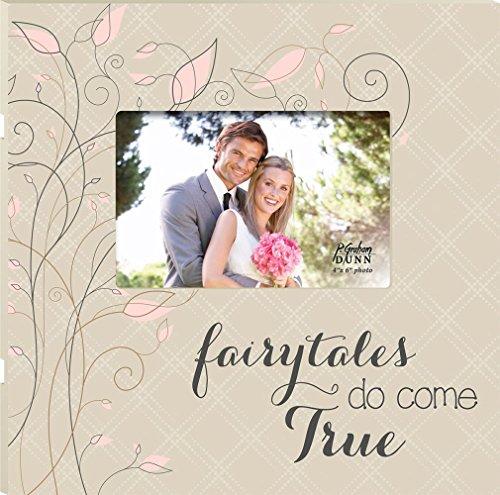P. Graham Dunn Fairytales TexTiles Photo Frame TIE0249 10 x 10