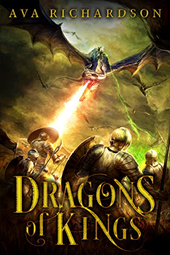 Dragons of Kings (Upon Dragon's Breath Trilogy Book 2)