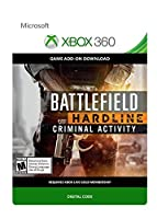 Battlefield Hardline Criminal Activity DLC - Xbox 360 Digital Code