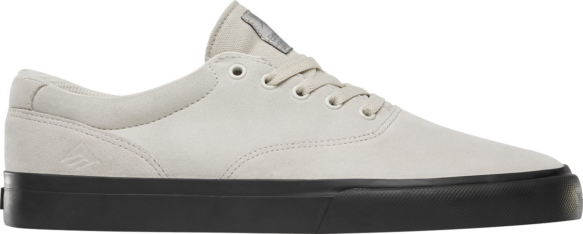 Emerica Provost Slim Vulc Skate Shoe 9.5 D(M) US|White/Black