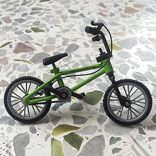 [해외]never say never Finger Mountain BikeToys Miniature Metalwith Brake CableDetachableSpare tire + Tool Creative Game Gift for Kid Professional / never say never Finger Mountain BikeToys, Miniature Metalwith Brake CableDetachableSpare ...