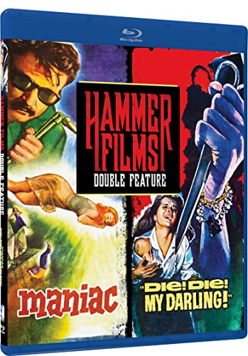 Hammer Films Double Feature - Volume Three: Maniac, Die! Die! My Darling! - Blu-ray (Hammer Horror Blu Ray Collection)