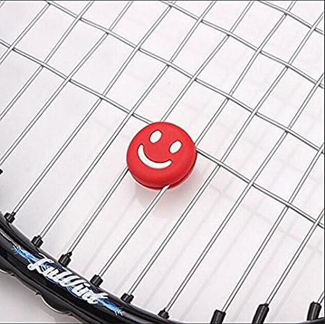 JohnJohnsen Raquette de Tennis /élastique PU surgrip Anti-d/érapant absorb/é par la Sueur Doux enveloppements Taps Amortisseur de Raquette Tenis Sec//Vibration poign/ées collantes
