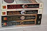 Kurt R. A. Giambastiani Fallen Cloud Set #1-4: The Year The Cloud Fell; The Spirit of Thunder; Shadow of the Storm; From the Heart of the Storm