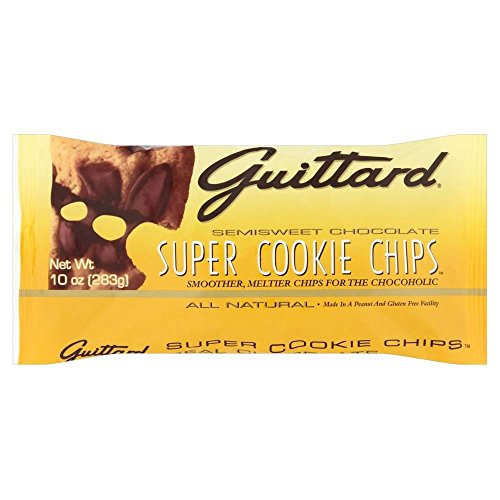 Guittard Super Cookie Chips (283g) - Pack of 6