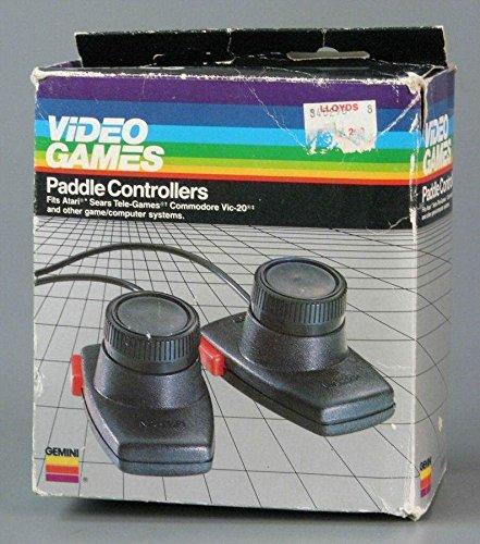 Coleco Gemini (Atari 2600) Paddle ()