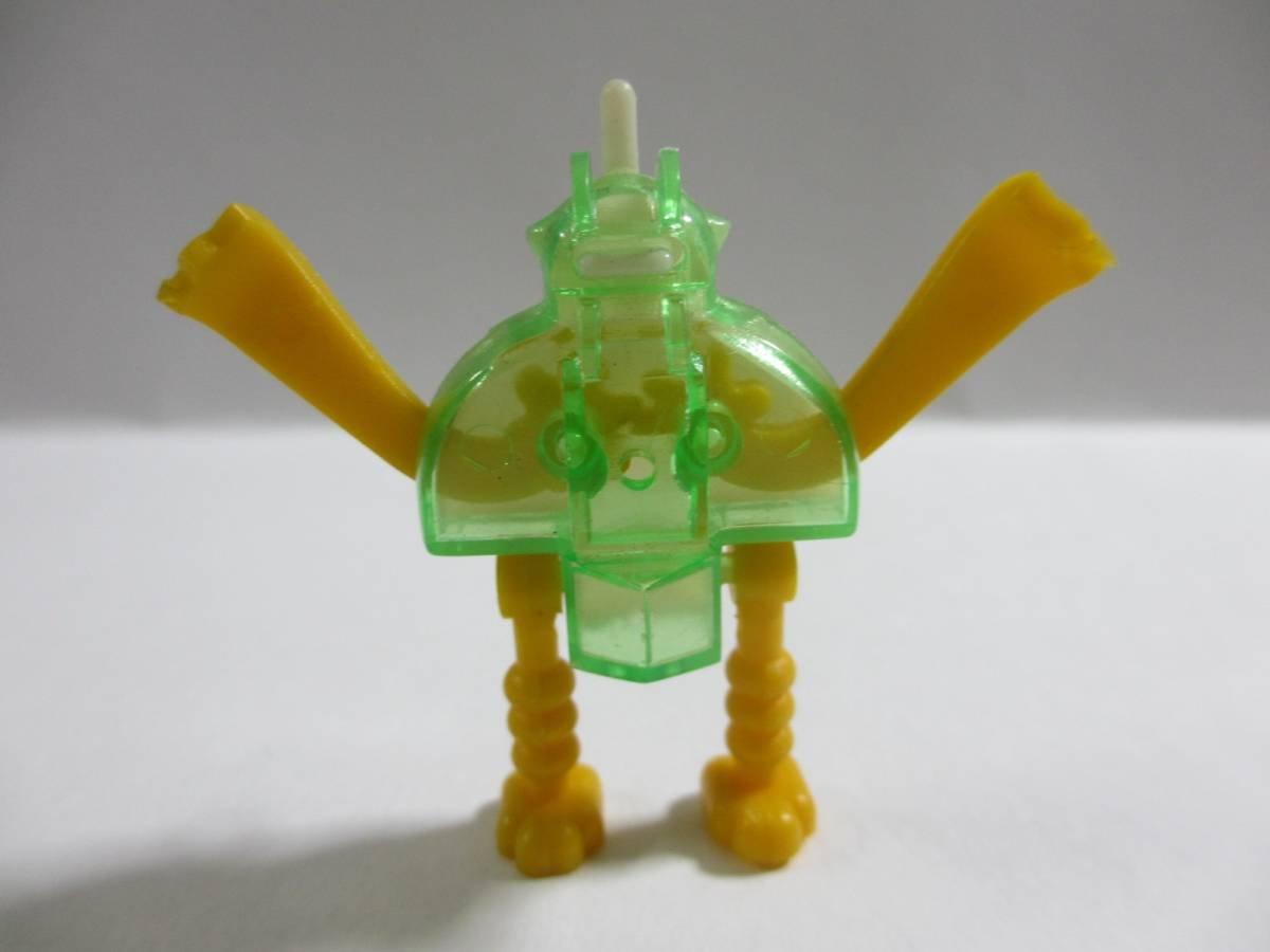 昭和のおまけ ジョイントロボ その11 ロッテ ガムのおまけ 食玩 おもちゃ 昭和 当時もの B07D6MG5NB