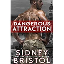 Dangerous Attraction (Aegis Group Book 1)