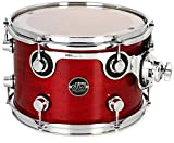 DW Performance Series Mounted Tom - 8'' x 12'' Cherry Stain Lacquer