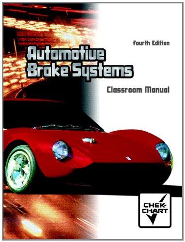 Automotive Brake Systems  (Chek Chart)