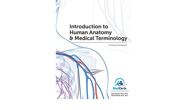 Amazon Introduction To Human Anatomy Medical Terminology A