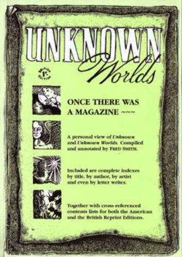 Once There Was a Magazine: A Personal View of Known and Unknown Worlds