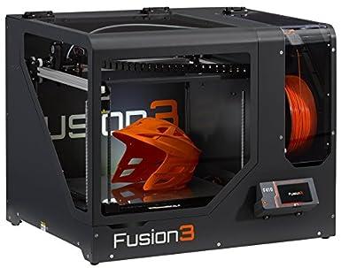 Fusion3 F410 (2019) impresora 3D de alto rendimiento, extrusor ...