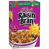 Kellogg's Raisin Bran Breakfast Cereal, 18.7 Ounce Box (Pack of 3)
