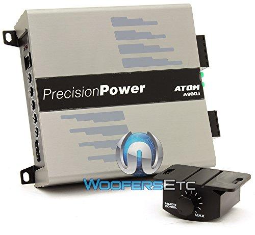 Precision Power A900.1 900W Atom Series Monoblock Class D Car Amplifier