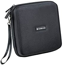 Caseling for Portable External USB DVD CD Blu-ray Rewriter / Writer and Optical Drives Hard Carrying Travel Storage Case Sleeve Bag. – Compatible With: Apple Superdrive, Lg, Samsung, Pioneer, Toshiba, Asus, Buffalo, Hp, Sony, Liteon, Pioneer, Pawtec, Panasonic, Esky, Lenovo, Sanoxy and Much More. - Black