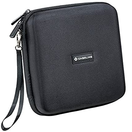 smart inspiration cd storage cases. Caseling Portable Hard Carrying Travel Storage Case for External USB  DVD CD Blu Amazon com