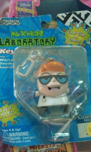 Dexter's Laboratory Boy Genius Talking Dexter Key (Dexter Key)