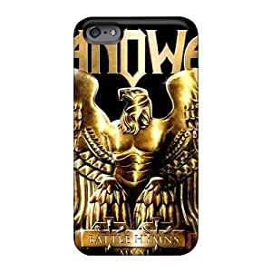 Defender Case With Nice Appearance (manowar Band) For Iphone 6