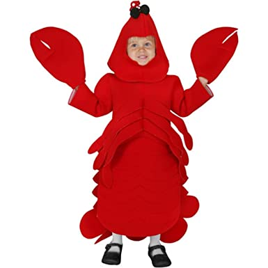 toddler lobster halloween costume size 2 4t - Halloween Costumes 4t