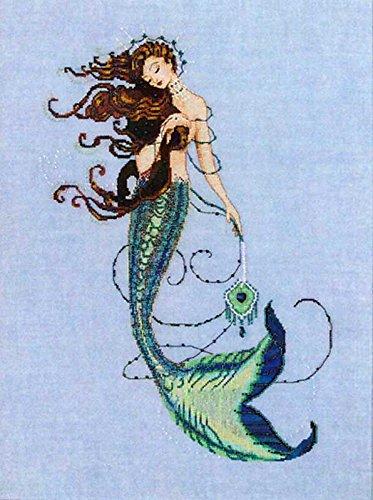 Mirabilia Nora Corbett Counted Cross Stitch Chart ~ RENAISSANCE MERMAID