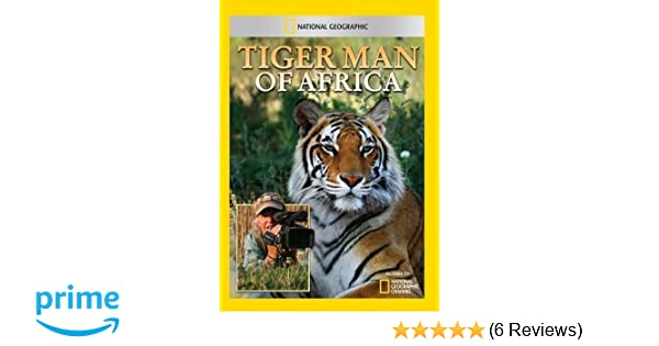 Amazon com: Tiger Man of Africa: Artist Not Provided: Movies & TV